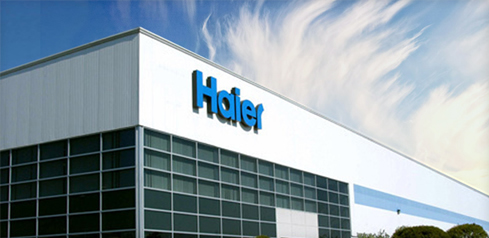 Haier Group has been ranked by Euromonitor International as the world's No. 1 major home appliance brand in 2012, with a 7.8% retail volume share in 2011, marking the third consecutive year Haier Group has been awarded this honor.