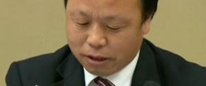 农民工党代表哽咽吟诗 称十八大报告中找到新期盼 Tearful delegate jeered online