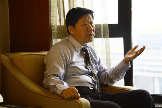 Haier Group CEO Zhang Ruimin. [China.org.cn]