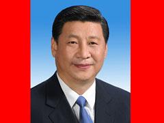 习近平等领导同志像