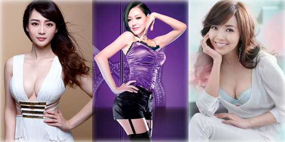 Top 10 sexiest TV hostesses in China