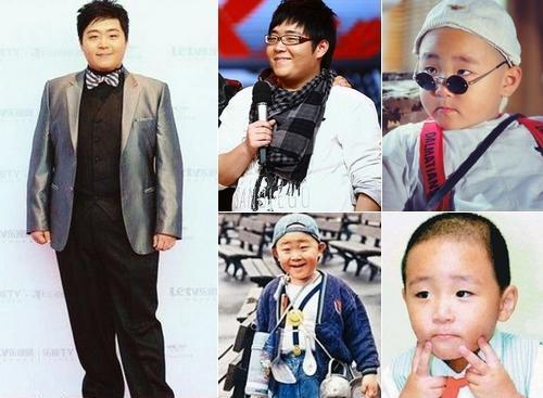 "Siu-Man Fok, one of the ""Top 10 child stars in China"" by China.org.cn."