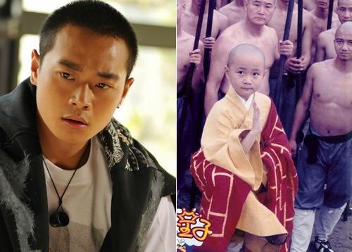 "Cao Jun, one of the ""Top 10 child stars in China"" by China.org.cn."