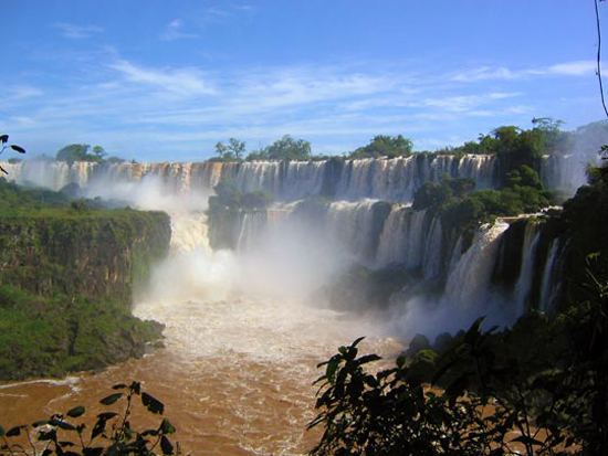 Puerto Iguazú,one of the 'Top 10 cities to visit across the globe in 2013',