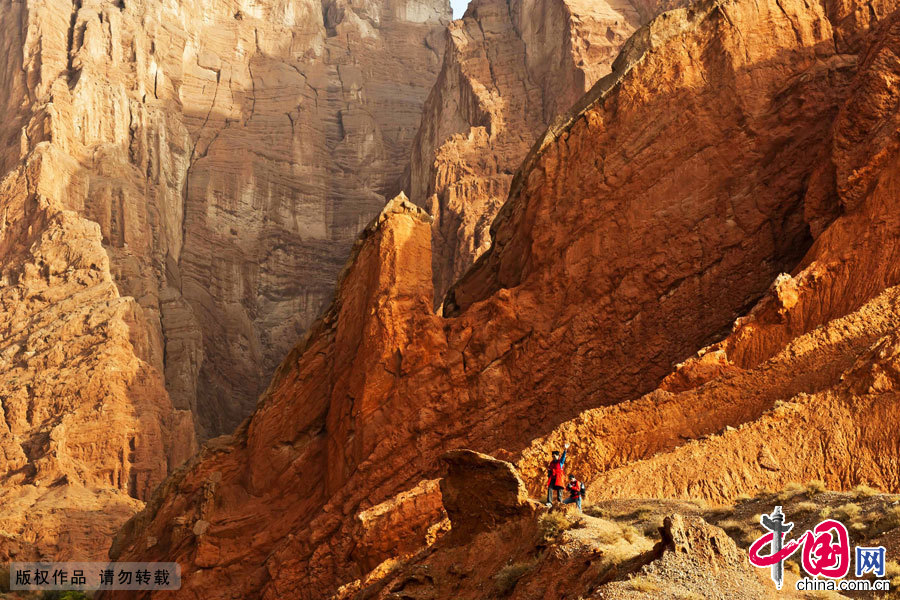 Red Cliffs China