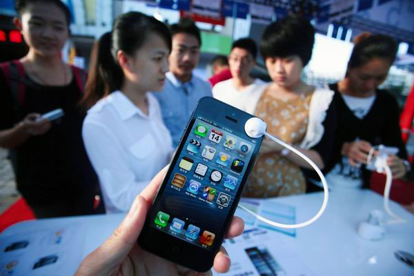 China Unicom's iPhone 5 mainland sales soar
