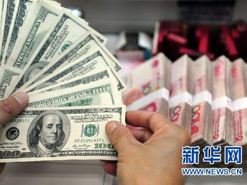 The United States becomes the largest buyer of Chinese exports. [File photo]