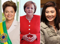The 10 most influential women in politics of 2012