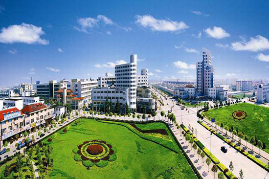 Nantong, Jiangsu Province, one of the 'top 10 happiest cities in China of 2012' by China.org.cn.