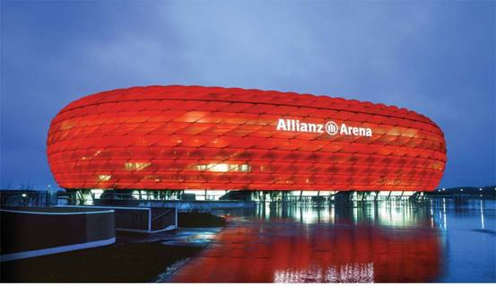 Allianz, one of the 'top 10 more transparent multinational companies' by China.org.cn.