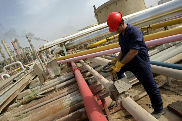 China to become major consumer of Iraqi oil