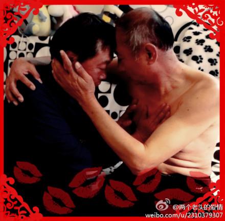 Gay asian older men