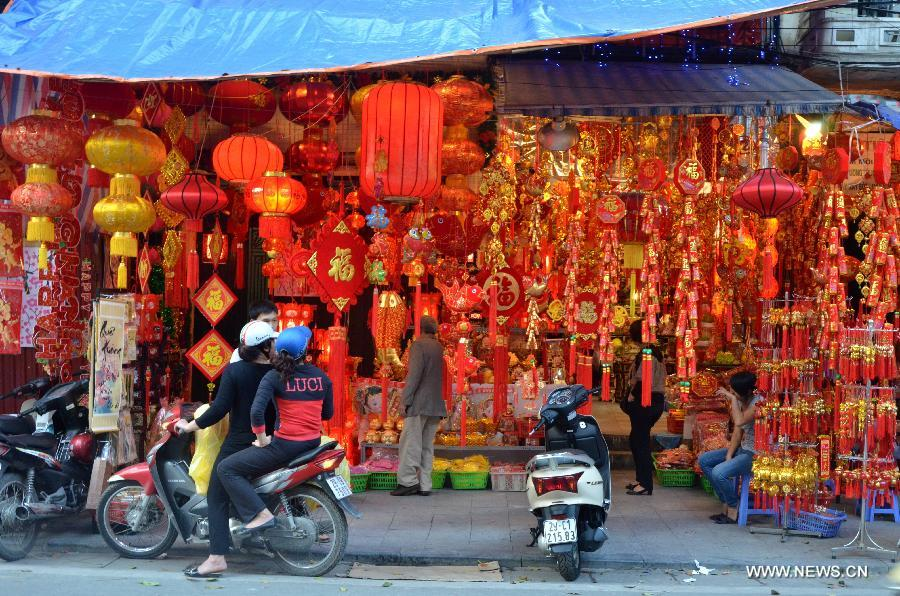 lunar new year in vietnam Vietnamese lunar new year – tet is not only extremely significant to every  single vietnamese in the country but also somehow deeply.
