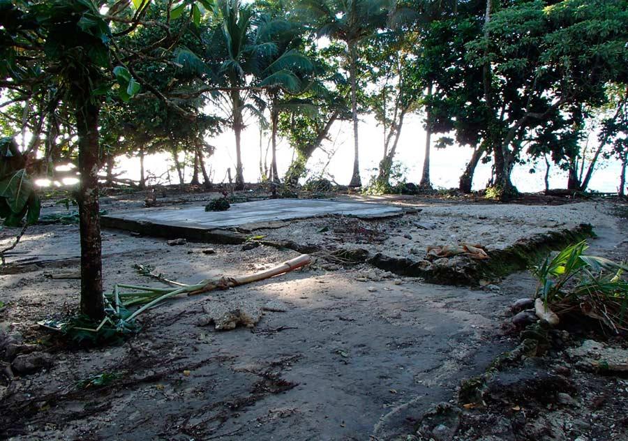 solomon islands tsunami aftermath