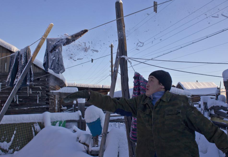 Coldest Village On Earth Minus 71 Degrees Celsius