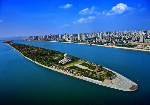 Hunan Province, one of the 'top 10 largest provincial economies on Chinese mainland 2012' by China.org.cn.