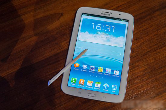 Samsung unveils upgraded tablet to beat Apple's iPad mini ...