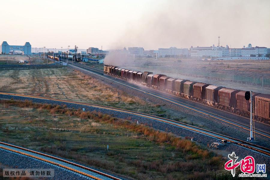 Manzhouli China  city photo : Amazing scenery in Manzhouli, Inner Mongolia China.org.cn