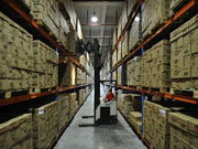 CFLP: China logistics boom in 2012