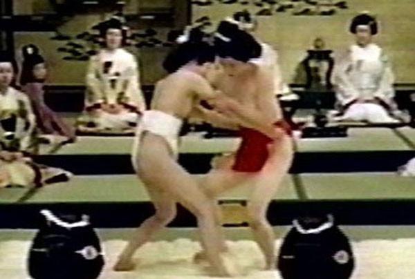 Female Sumo Wrestling