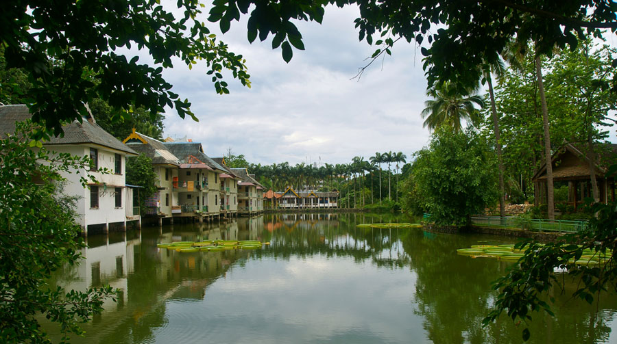 Xishuangbanna China  city photos gallery : Xishuangbanna Tropical Botanical Garden in China's Yunnan China.org ...