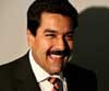 Nicolas Maduro, political heir of Chavez