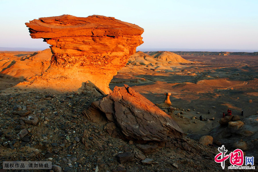 Karamay China  city pictures gallery : Situated about 100 kilometers away from Karamay city, Xinjiang Uygur ...
