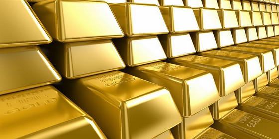 Top 10 official gold holdings around the world
