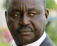 C. African Republic president flees to Cameroon