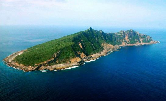 Diaoyu Islands, one of the 'Top 10 most beautiful islands in China' by China.org.cn