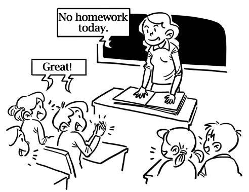 school homework burden