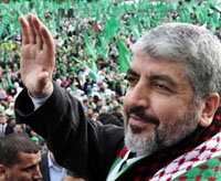 Khaled Meshaal re-elected Hamas leader
