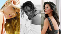 Hollywood hottest actresses in 2013