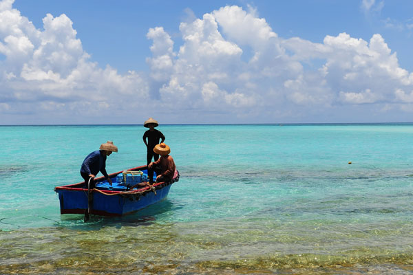 Xisha Islands to open to tourism before May