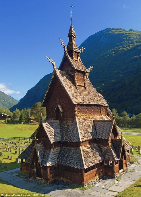 The World's 50 Most Unusual Churches |Strange Churches