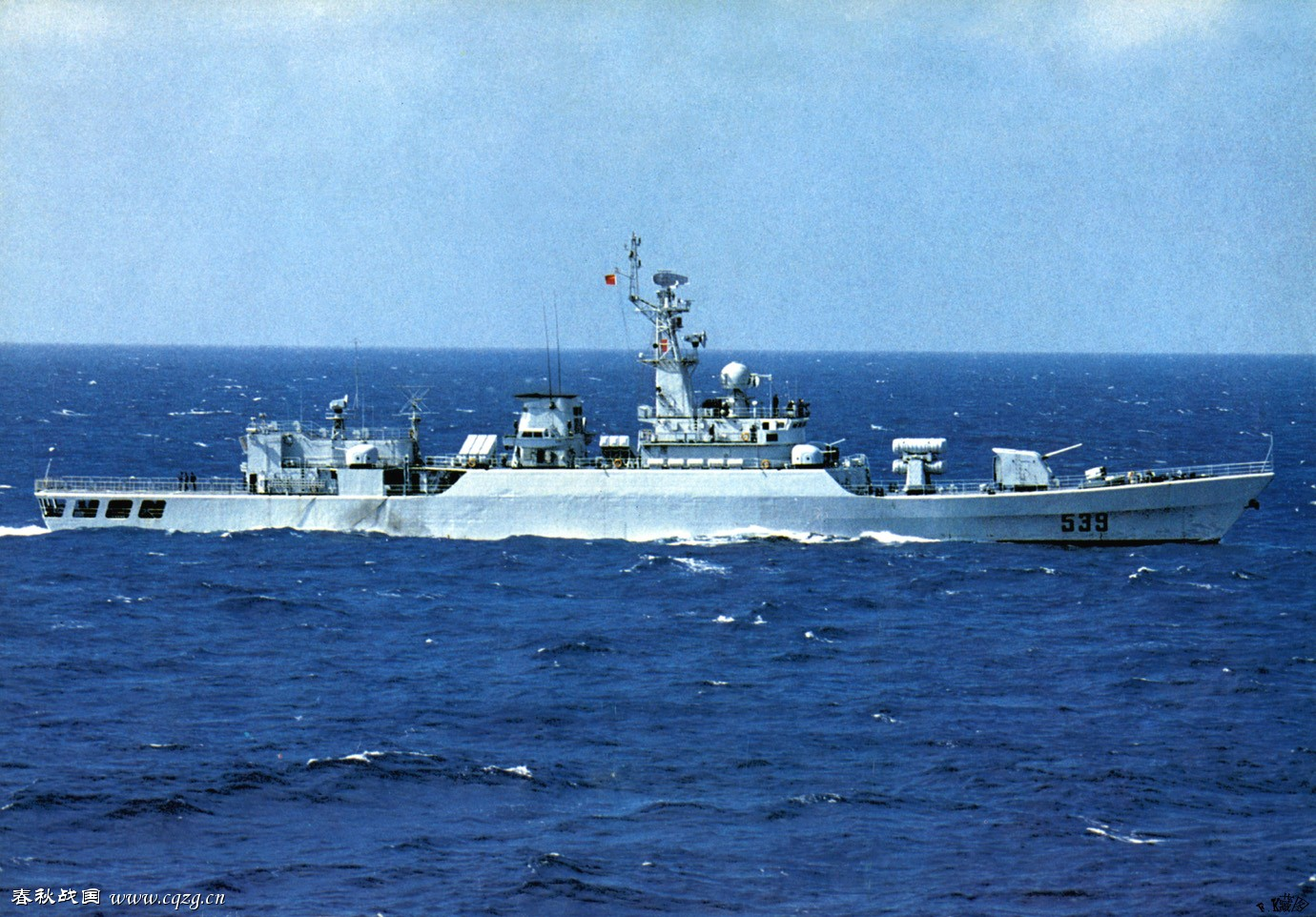 Anqing China  city photos : Anqing warship of the East China Sea Fleet [file photo]