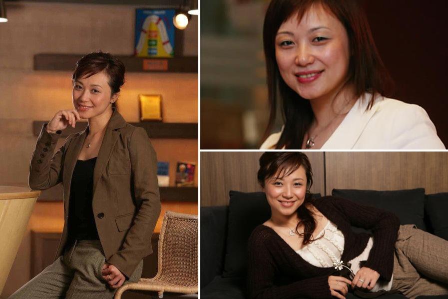 郗慧林_中国最性感的白手起家女老板 Chinas hottest self-made businesswomen ...