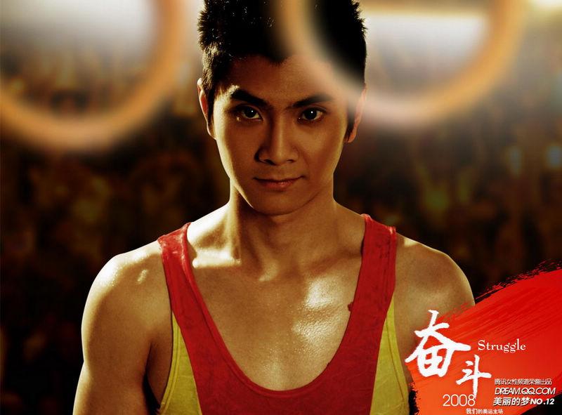 Chinese celebrities making a splash - China.org.cn