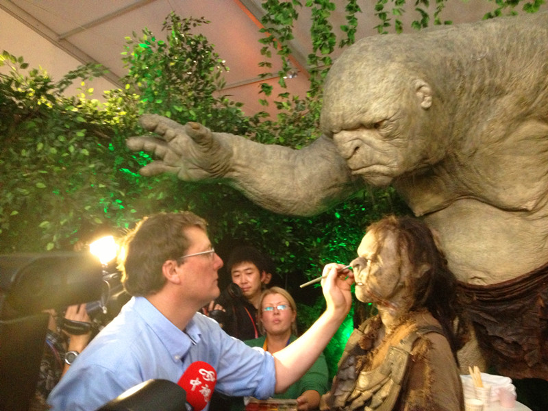 Film Carnival Spotlights Special Effects China Org Cn