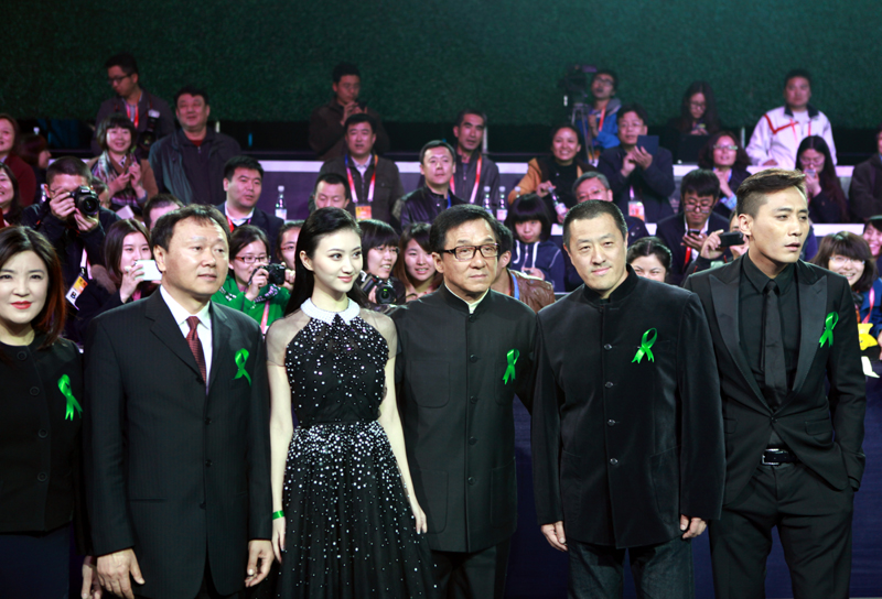 Stars shine at Beijing Int'l Film Festival- China org cn