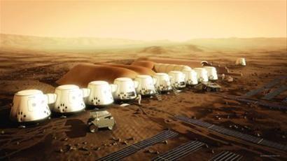 600-plus Chinese apply for Mars settlement.[Photo/Shanghai Morning Post]
