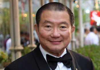Charoen Sirivadhanabhakdi, one of the 'Top 10 richest Chinese in the world' by China.org.cn.