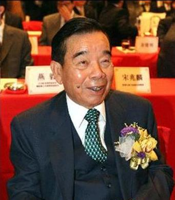 Cheng Yu tung, one of the 'Top 10 richest Chinese in the world' by China.org.cn.