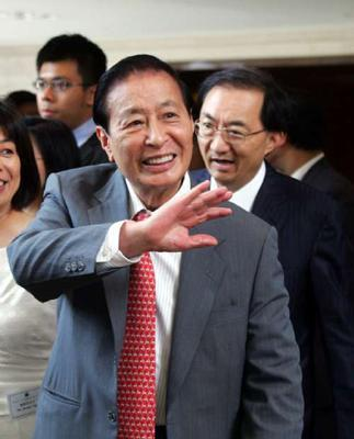 Lee Shau Kee, one of the 'Top 10 richest Chinese in the world' by China.org.cn.
