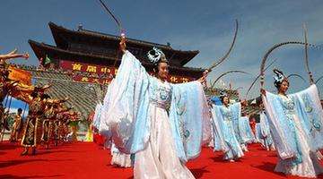 #CHINA-SHANDONG-LINQU-CEREMONY (CN)
