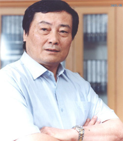 Zong Qinghou, founder and chairman of Hangzhou Wahaha Group. [File photo]