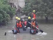Storms hit southern China, 33 killed