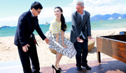 Fan Bingbing attends press conference of 'Skiptrace' in Cannes