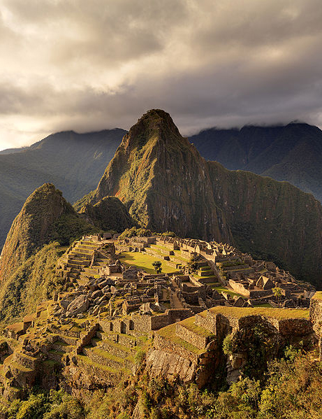 Machu Picchu, Peru, one of the 'top 10 endangered attractions in the world' by China.org.cn.