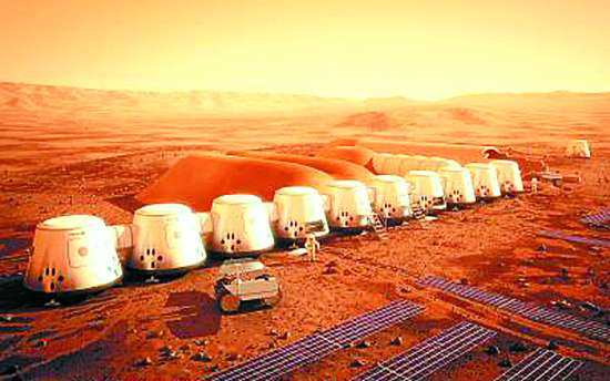 Mars voyage not a scam: Organizer- China.org.cn